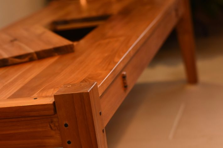 Coffee Table - Teak