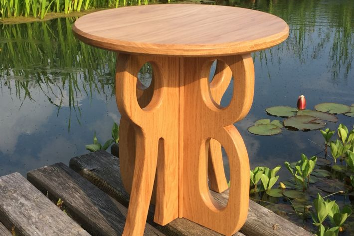 Occasional Table - Oak
